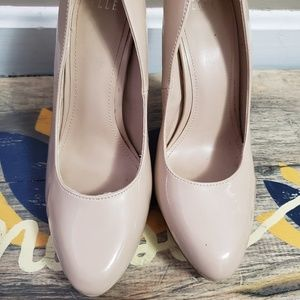 Elle Heels Nude Colored